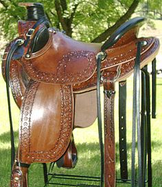 Wade Draft Horse Saddle