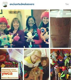 Love boxes filled with handmade pillowcases, capes for kids and dolls arrive in MA at YWCA! #handmadeishealing
