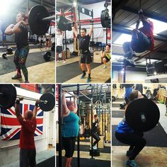 The 10am ers grinding through The Royal Marines Birthday WOD  today. 25 long minutes.... start out like a hero mostly ending in tears. Well done you lots - lets retest in a year year and see what we can bring!  #crossfit #edccrossfit #royalmarines #birthday #fitness #goals #boom #fitfam #letsgo