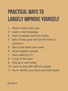 Practical ways to largely improve yourself. Self improvement. Personal development For more details, read this 42 Practical Ways To Improve Yourself Motivacional Quotes, Life Quotes, Daily Quotes, Career Quotes, Sunday Quotes, Deep Quotes, Relationship Quotes, Life Advice, Good Advice