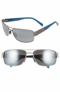 106a0bca1c Maui Jim  Ohia  64mm Polarized Sunglasses Polarized Sunglasses
