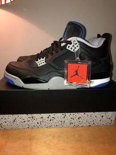 d0f8989efad040 Air Jordan 4 Motorsport Alternate Size 11.5 Mens  fashion  clothing  shoes   accessories