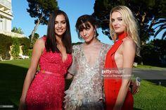 News Photo : Irina Shayk, Milla Jovovich and Lily Donaldson...