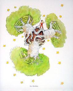 le petit prince illustration