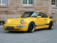 Porsche 911 Turbo/964.