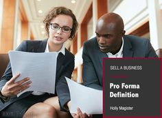 Learn about Pro Forma Statements When Starting a #Business