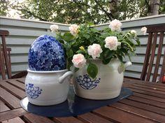 Kaverukset Finland, Planter Pots, Summer, Summer Time