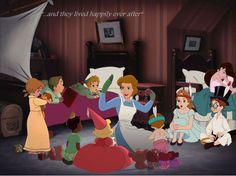 Disney Crossover Family | disney crossover Story Time