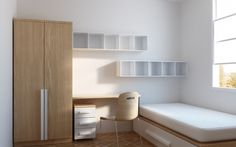 35 Minimalist Bedroom Design For Smal Rooms - The Best Home Interior Design Blogs