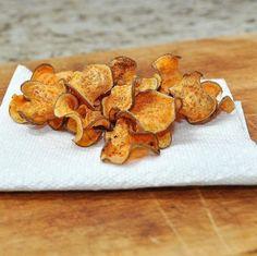 Sweet Potato Chips | Tasty Kitchen: A Happy Recipe Community!