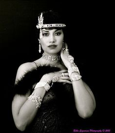 Great Gatsby Headpiece, Art Deco Headband, Costume Party Headpiece, Bridal Wedding Tiara