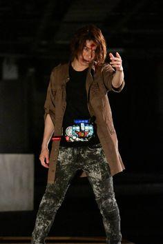 Kamen Rider, Mens Fashion, Poses, Actors, Superhero, Character, Gallery, Anime, Moda Masculina