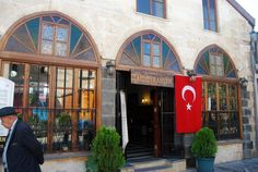 The Tahmis coffee house of Gaziantep #coffee #turkey http://turkishtravelblog.com/coffee-houses-of-gaziantep-menengic-dibek/