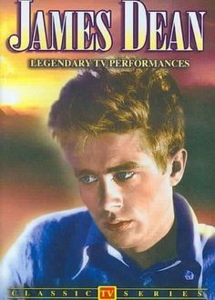 "James Dean - Classic Television Collection: Three pre-stardom TV appearances by the great James Dean - """"Hill Number One"""", """"I'm A Fool"""", """"Bells of Cockaigne"""" and """"Sentence of Death"""". James Cromwell, James Dean Photos, Rebel Without A Cause, Peter O'toole, Jimmy Dean, East Of Eden, Errol Flynn, Picture Icon, Old Movie Stars"