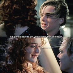 He can remember her last name😂 Real Titanic, Titanic History, Titanic Movie, Movie Tv, Leonardo Dicaprio Kate Winslet, Young Leonardo Dicaprio, Titanic Quotes, Leo And Kate, Movie Facts