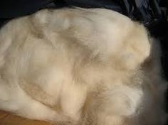 """This is Chiengora which means """"Dog hair"""" and is used for things such as mittens or hats or scarves etc. !!!"""