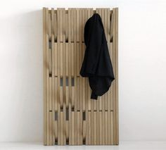 Piano Coat #Rack by Feld