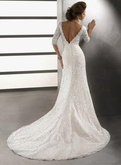 Haute Couture Brautkleid schlanke Optik: http://www.brautkleid-brautkleider.net/product_info.php/products_id/1534