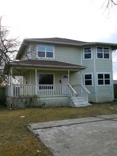 Saw this house for rent the other day however, the inside is just terrible! Very disappointing. This is deff my style of home though! More please!