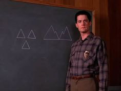 Special Agent Dale Cooper  #twinpeaks