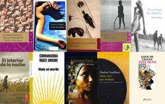 10 libros de literatura africana del siglo XXI escritos por mujeres  https://literafrica.wordpress.com/2015/02/01/10-libros-de-literatura-africana-del-siglo-xxi-escritos-por-mujeres/