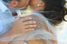 Respect...pretty tattoo on a destination wedding bride at the Akiin Beach Club Tulum. Mexico wedding photographers Del Sol Photography.