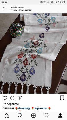 Palacio Bargello, Moda Emo, Diy And Crafts, Cross Stitch, Tuna, Cross Stitch Embroidery, Hairstyle Man, Hardanger, Dots