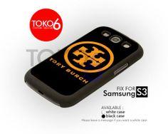 AJ 3618 tory burch logo - Samsung Galaxy S III Case | toko6 - Accessories on ArtFire