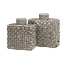 Decorative Objects - Color: Grey-Silver   Wayfair