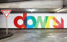 Decofilila te muestra una selección de garajes públicos diseñados por arquitectos e interioristas, llenando estos espacios grises de color y originalidad.