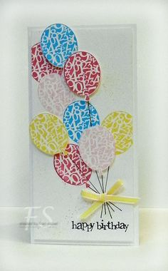Masking with Party This Way set (also free set in Sale A Bration)