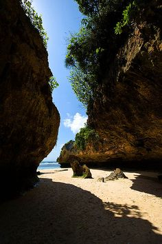 Suluban Beach, Bali.  Let me take you here www.rudisbalitours.com