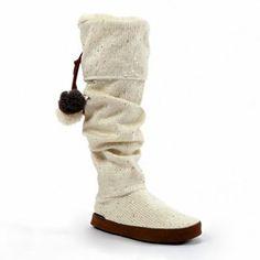 MUK LUKS Winona Tall Slipper Boots - Women