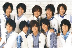 Hey! Say! JUMP - Johnny & Associates