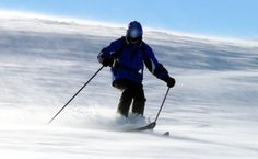 Learn to Ski-would be even better if we started getting some good winters again too!