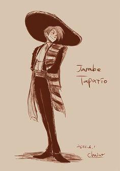 Jarabe Tapatio by chacckco.deviantart.com on @deviantART