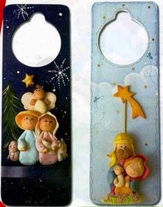 Pasta Flexible, Candle Sconces, Wall Lights, Candles, Dolls, Biscuit, Home Decor, Cold, Christmas Things
