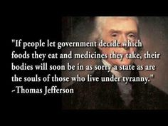 - Thomas Jefferson... Amazing how much for site the founding fathers had.
