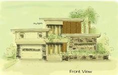 Modern house plan, Unique house plans exclusive collection