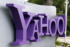 The Yahoo logo is displayed in front of the Yahoo headquarters on July 17, 2012 in Sunnyvale, California > http://www.denverpost.com/2016/09/22/yahoo-data-breach/