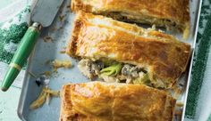 Quick chicken pie... A comforting family favourite.