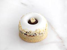 Coffee, chocolate, hazelnut and mascarpone cream tartlets (in hebrew)
