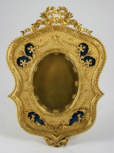 Louis XVI Style Picture Frame