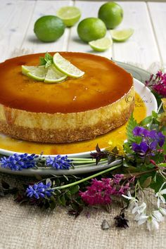 Leche  flan (creme caramel) always evoke memories of town fiestas. Although the ingredients are just eggs, milk and sugar, ...