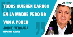 ¿Cómo lo ven? Jorge Vergara M. dice que todos irán en contra de Chivas en la Liguilla. #somosJUGOtv