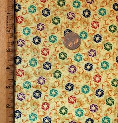 Strawberry Bloom by Riverwoods 100/% Cotton Quilting Fabric By the 1//2 yard