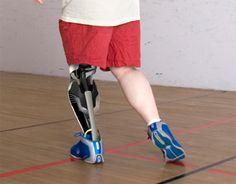 Tag Heuer Prosthetic Leg by Koo Ho Shin | Tuvie