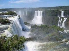 Iguazu - I've been there (hot, humid,beautiful)