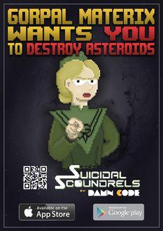 Suicidal Scoundrels (Damn Code Games) Promo