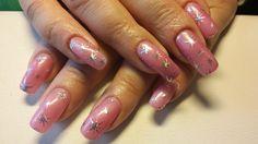 stars Stars, Nails, Beauty, Finger Nails, Ongles, Sterne, Beauty Illustration, Nail, Star